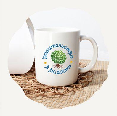 Лого «Родительство в радость»