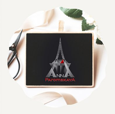 Редизайн логотипа «Anna Paromskaya»