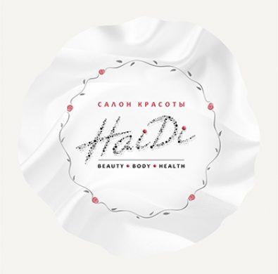 Логотип салона красоты «HaiDi»
